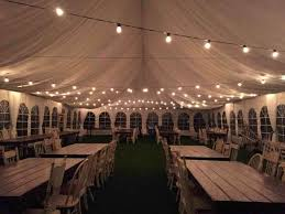 28 Lovely Outdoor Tent Wedding