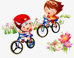 Montar una bicicleta para jugar en las afueras Ciclismo