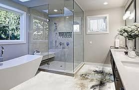 ruvitex 3d belag dekor boden badezimmer vinyl pvc teppich