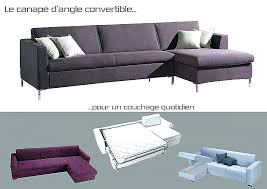 fly canapé canape d angle couchage quotidien recouvrir un canapac en cuir