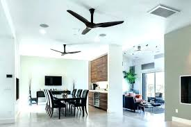 Ceiling Fan Dining Room Fancy Fans For Living Large