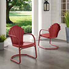 Havenside Home Diana Bay Red Retro Metal Chairs (Set Of 2) Retro Metal Outdoor Rocking Chair Collectors Weekly Patio Pub Table Set Bar Height And Chairs Vintage Deck Coral Coast Paradise Cove Glider Loveseat Repaint Old Diy Paint Outdoor Metal Motel Chairs Antique And 892 For Sale At 1stdibs The 24 Luxury Fernando Rees Small Wrought Iron Etsy Image 20 Best Amazoncom Lawn Tulip 50s Style Polywood Rocking Mainstays Red Seats 2 Home Decor Ideas