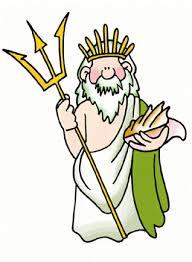 Zeus Lightning Bolt Poseidon Trident Hades Pitchfork Jackson