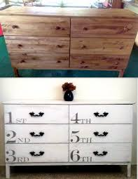 ikea tarva dresser before and after home sweet home 3