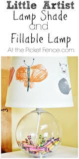 Fillable Lamp Base Australia by Diy Art Lamp For Kids