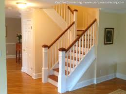 Madison NJ Staircase Painting, Staining & Refinishing – CraftPro ... Java Gel Stain Banister Diy Projects Pinterest Gel Remodelaholic Stair Makeover Using How To A Angies List My Humongous Stairs Fail Kiss My Make Wood Stairs Treads For Cheap Simply Swider Stair Railing Cobalts House Staircase Reveal Cut The Craft Updating A Painted With An Ugly Oak Dark All Things Thrifty 30 Staing Filling Holes And