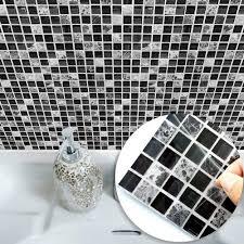fliesen 10pcs 3d mosaik fliesenaufkleber wandaufkleber küche