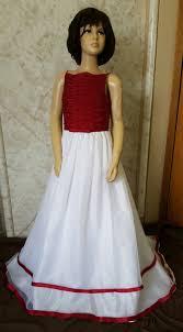 apple red dresses