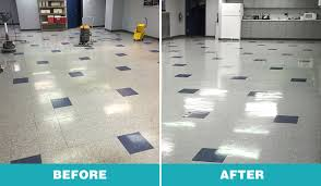 vct tile floor cleaning wi precision cleaning and