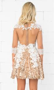 indie xo evening of extravagance gold white sheer mesh lace