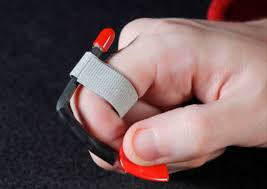 A Guitar Pick You Can Sling And Wear Like Ring