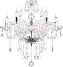klassischer glas kristall kronleuchter deckenleuchte deckenle hängele hängeleuchte wohnzimmerle le licht leuchte esszimmer xl 56x56x80cm 9