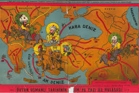 Afternoon Map A History of the Ottoman Empire from 1923 to Today