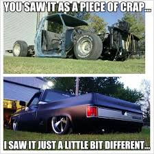 100 Chevy Truck Quotes 8 The LowLife Of SQUARE BODY ChevroletGMC Page Trukkz