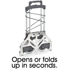 100 Hand Truck Vs Dolly Folding S Folding Magna Cart In Stock ULINE