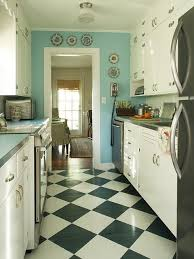 Luxury Retro Kitchen Floor Tile Patterns