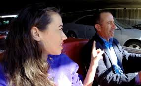 Miranda Sings Harasses Jerry Seinfeld In Newest Comedians Cars Getting Coffee
