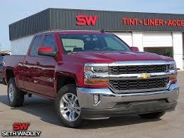 2019 Chevy Silverado 1500 LT 4X4 Truck For Sale In Ada OK - K1104761