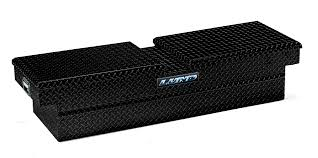 100 Diamond Plate Truck Bed Lund 70Inch Cross Tool Box Gull Wing ECL Series