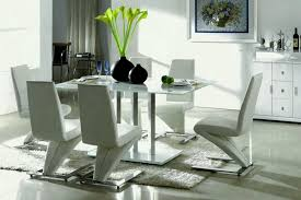 Dining Table Chairs Glass Leather Sectional Wood Round Room Tables Fabric