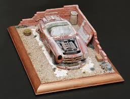 MERCEDES-BENZ 300SL 1:18 FORGOTTEN And BARN FIND 1:18 DIORAMA ... A Civic Type R Barn Find Scene Diorama Ebay Dioramas 1969 Chevrolet Chevy Camaro Z28 Weathered Barn Find Muscle Car European Corrugated Iron Roofin 135 Scale Basic Build Part 124 Chevrolet Bel Air 1957 Code 3 Andrew Green Miniature Diorama Garage With Ford Thunderbird Convertible Westboro Speedway Model Diorama Race Car 164 Carport For Sale On Ebay Sold Youtube 1970 Oldsmobile 442 W 30 Weathered Project Car Barn Find 118 Bunch O Great Old Cars Mopar Pinterest Cars And Plastic Model Kit Weathering By Barlas Pehlivan American Retro Garage Scale