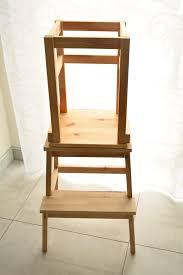 learning tower selbst bauen unsere anleitung aus ikea möbeln
