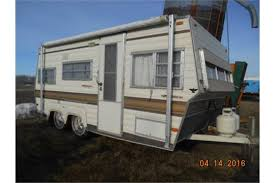 1980 Camper 18 Holidaire Fully Loaded