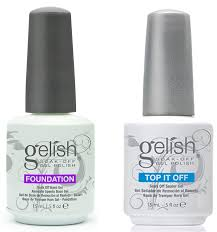 gelish harmony 18g led nail l for soak off gel polish amazon