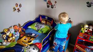 Paw patrol slaapkamer bedroom