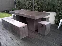 Garden Treasure Patio Furniture by Concrete Outdoor Furniture Christchurch Garden Treasure Patio