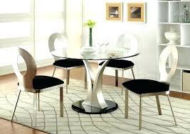 Cheap Dining Room Tables Elegant Modern Table Wonderful Set 3 Ultra Bases