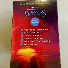 SOLD BRAND NEW Warriors Omen Of The Stars Box Set Volumes 1 To 6 Books Stationery Fiction On Carousell