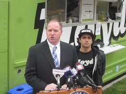 100 Lloyds Food Truck Lawmaker Seeks To Cap Food Truck Fees WBFO
