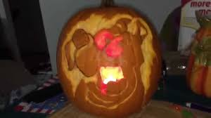 Scooby Doo Pumpkin Stencil by Scooby Doo Jack O U0027lantern Youtube