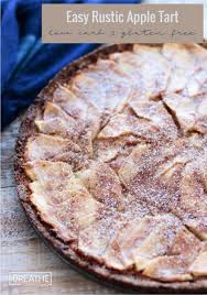 This Easy Rustic Apple Tart Gives You All The Flavor Of Pie Without Tedious