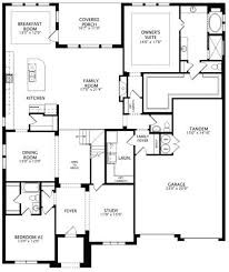 Drees Homes Floor Plans by Tanner At Caliterra Dripping Springs Tx