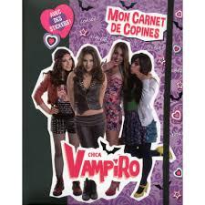 Coloriage De Chica Vampiro à Imprimer