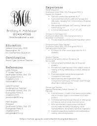 Resume - Brittany Matheison's Electronic Teaching Portfolio Paraprofessional Resume No Experience Lovely A 40 Student Teacher Aide Resume Sample Lamajasonkellyphotoco Special Education Facebook Lay Chart Cover Letter Sample Literature Review Paraeducator New Lifeguard Job Description For Best Of Free Format Letters Support Worker Unique Example Ideas Collection Law For