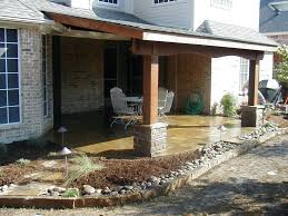 Budget Patio Ideas Uk by Patio Ideas Building An Attached Patio Cover Patio Cover