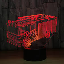 3D Fire Truck LED Lamp - Perfect Gift | Teezily | Buy, Create & Sell ... Amazoncom Mictuning 2pcs 60 White Led Cargo Truck Bed Light Strip 12013 Chevrolet 23500 Rigid Industries Fog Mounting Led Lights For Trucks Exterior R22 In Creative Interior And Ijdmtoy 5pcs Smoked Lens Cab Roof W Amber 8pc Bar Supply 12 Volt Decor Safego 12inch 72w Combo Beam Car Truck Led Offroad Ledglow Tailgate With Reverse For Kit 4 To 6 Boogey Images Of Spacehero Mini 6inch 18w Light Bar 6pcs3w Atv 4x4