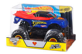 Amazon.com: Hot Wheels Monster Jam Superman Die-Cast Vehicle, 1:24 ... Batman Monster Truck Video Demolisher For Children By Bazylland Dance Party Behind The Scenes On Vimeo Hot Wheels Jam 3 Pack Toys R Us Canada Wheels 1 64 Lot Superman Cyborg Rap And Joker Rocketleague World Finals 10 Trucks Wiki Fandom Powered Top Ten Legendary That Left Huge Mark In Automotive Amazoncom 124 Scale Man Of Steel 2016 For Kids Funny Brickset Lego Set Guide Database 100 Clips Pictures To Colour Best Grave Digger Toy Diecast Video Dailymotion