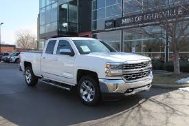 100 Used Trucks Louisville Ky PreOwned 2016 Chevrolet Silverado 1500 LTZ Extended Cab Pickup In