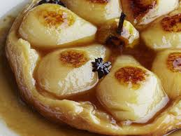 cuisine roux recipes from renowned chef michel roux pear tarte