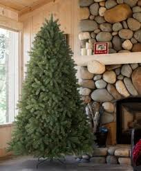 Dunhill Christmas Trees by National Tree Company 7 5 Ft Dunhill Fir Hinged Artificial
