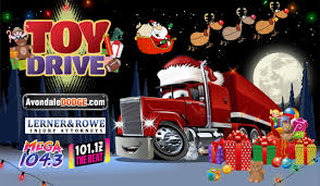 100 Rowe Truck Lerner And Cosponsor The Holiday Toy Drive