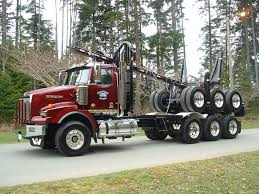International Tri Axle Log Truck For Sale, | Best Truck Resource
