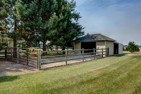 Reico Cabinets Falls Church by Eagle Idaho On Acreage Horse Property Irrigation Private Water