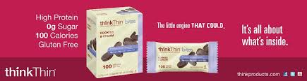 All ThinkThinR Natural Snacks Are Based On Key Nutritional Principles No Sugar O High Protein Gluten Free