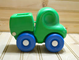 Vintage Little Tikes Green Chunky Dump Truck Made In USA Kids Toy ... Little Tikes Dump Truck Vintage Imagination Find More Dumptruck Sandbox For Sale At Up To 90 Off Red And Yellow Plastic Haulers Buy Tikes Digger Dump Truck In Londerry County Monster Dirt Digger Big W Amazoncom Cozy Toys Games Preschool Pretend Play Hobbies Handle Donnie Diggers 2in1 Excavator Bluegray Vintage Little Tikes I80 Expressway Replacement Part