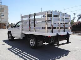 100 26 Truck Chevrolet Stake Bed S Monrovia CA
